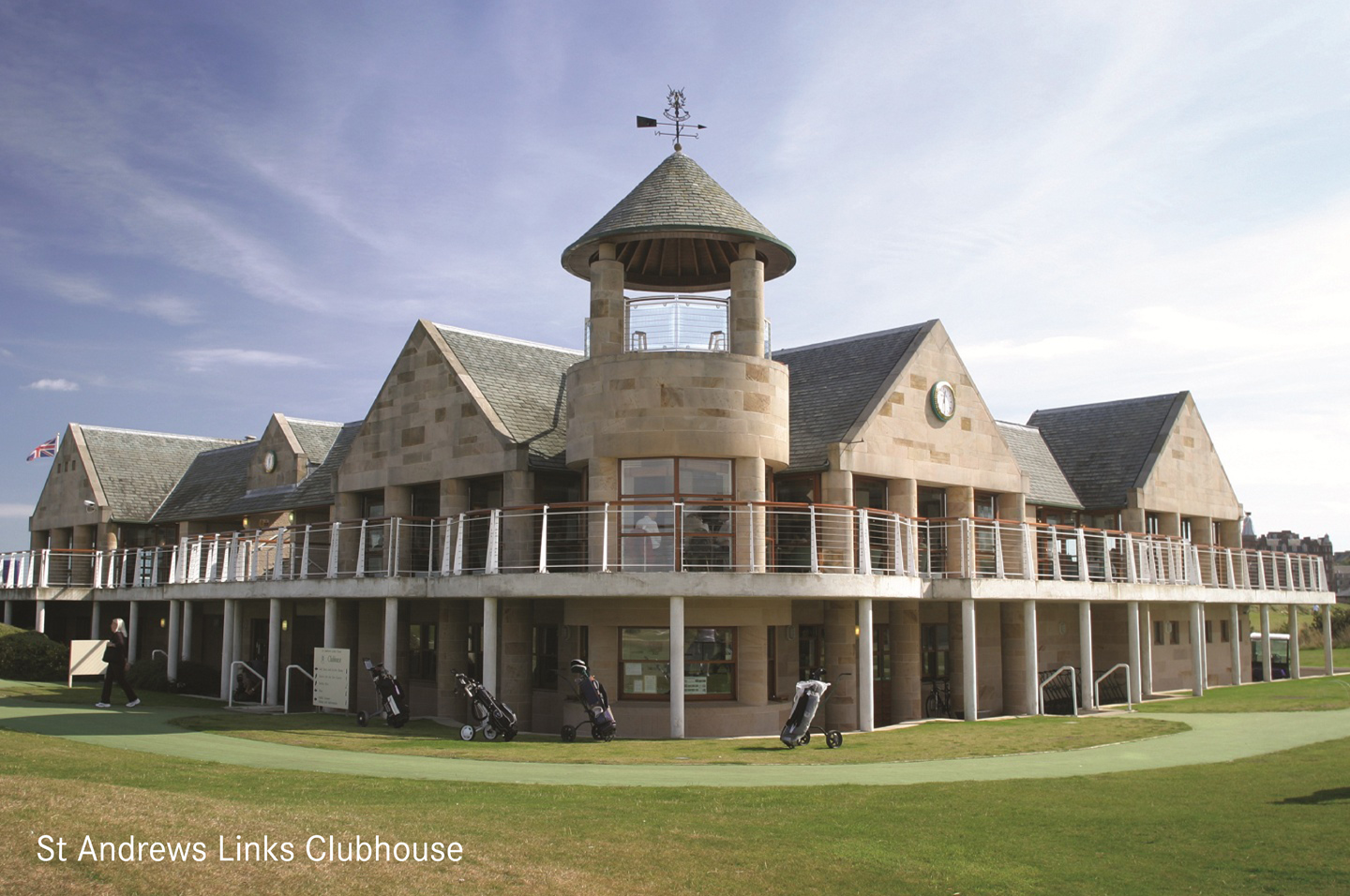 Links Clubhouse
